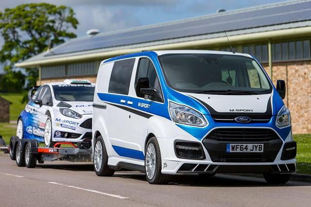 Ford Transit WRC?